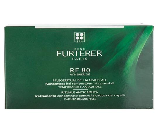 سرم ضد ریزش مو رنه فورتره مدل RF80 بسته 12 عددی