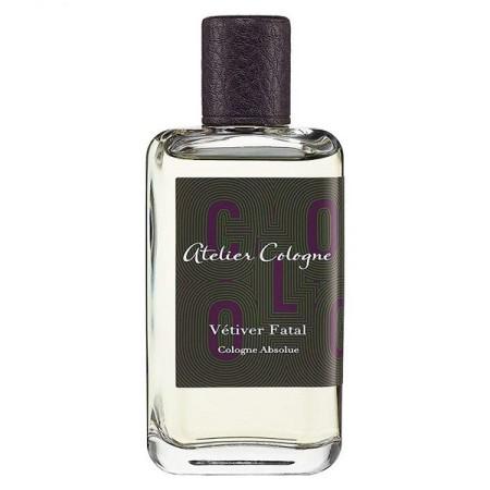عطر زنانه و مردانه اتلیه کلون مدل Vetiver Fatal حجم 100 میلی لیتر
