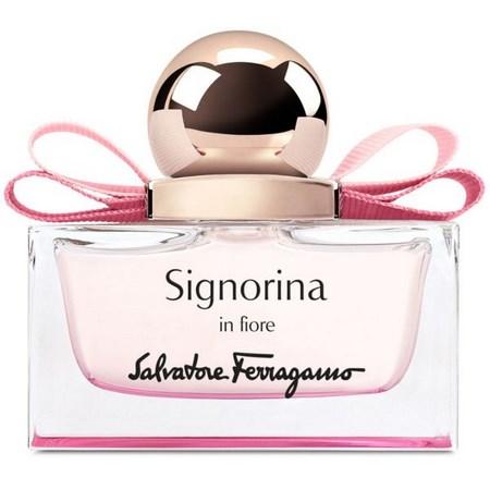 ادو تویلت زنانه سالواتوره فراگامو مدل Signorina In Fiore حجم 100 میلی لیتر